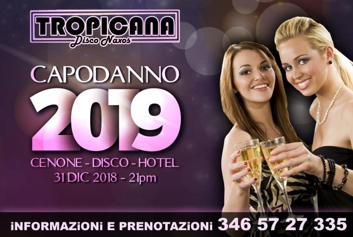 Capodanno Discoteca Tropicana Giardini Naxos Foto