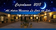 Capodanno Antica Masseria Corte del Sole Noto Foto